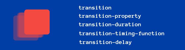 Плавное изменение свойств в CSS - transition
